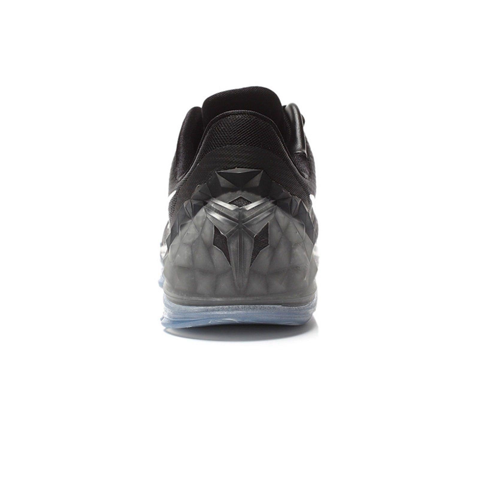 reputable site 5d225 b794e ... Nike Zoom Kobe Venomenon 5 EP Limit Black Basketball Shoes ...