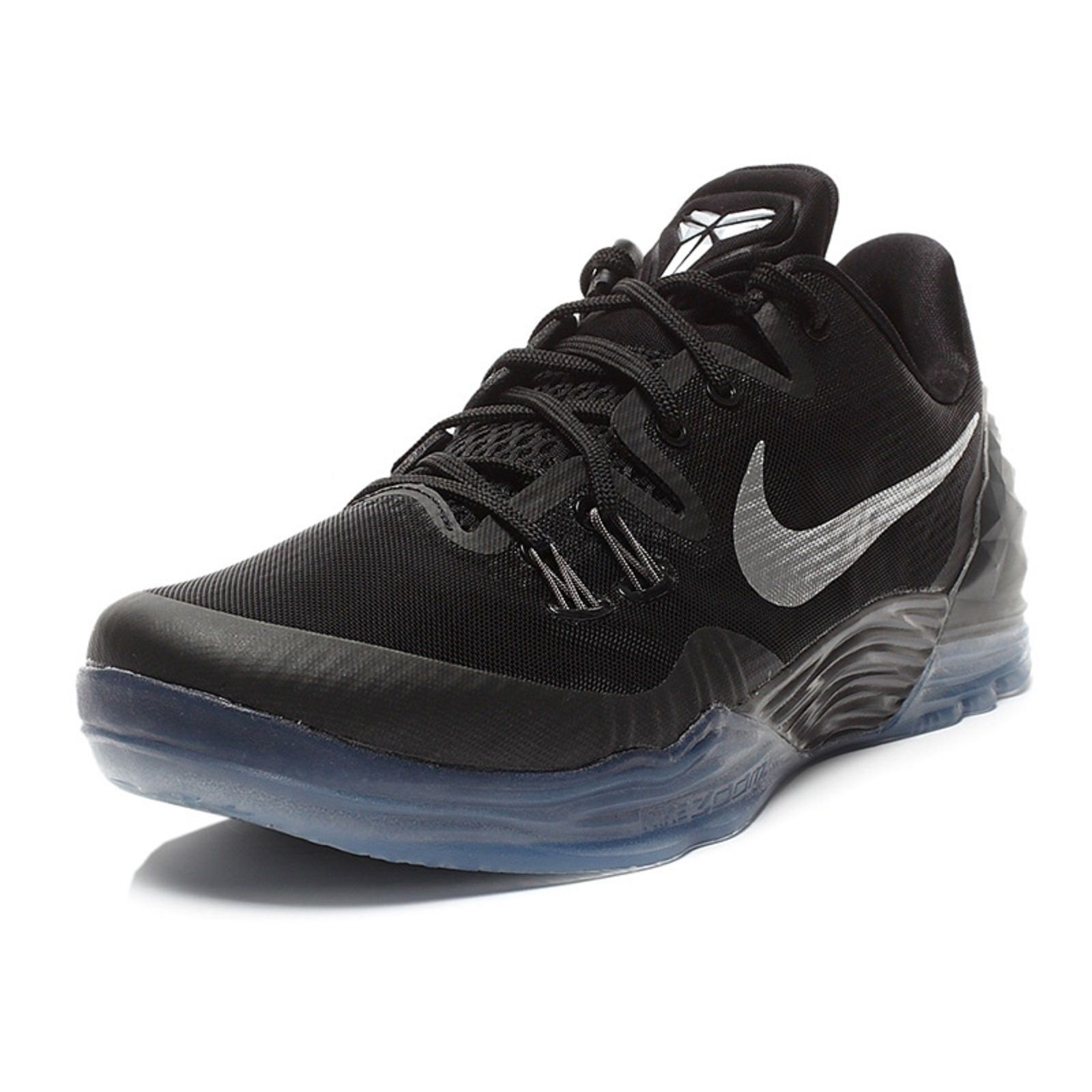 be4d05c3486 Latest Style Nike Kobe Venomenon 6 Triple Black 897657 001 Mens Sport Basketball  Shoes Nike Zoom Kobe Venomenon 5 EP Limit Black Basketball Shoes .