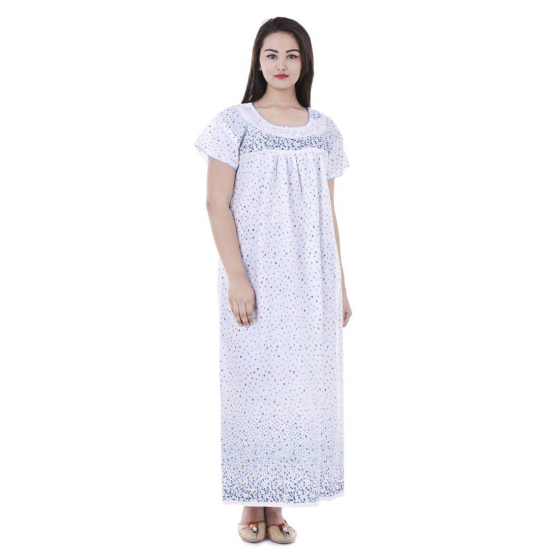 Indian Hot Style Nightwear Gown 6d8e606dd