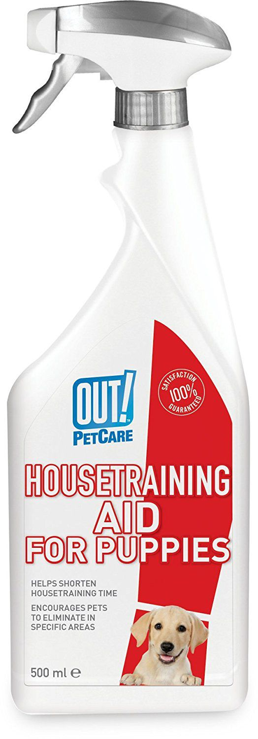 Out! Petcare Housetraining AID for Puppies, 500 ml