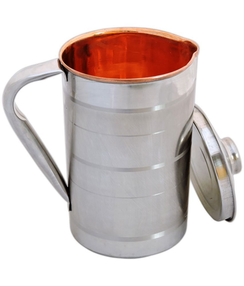 HIMANI COPPER Stainless Steel Jugs 2000 ml
