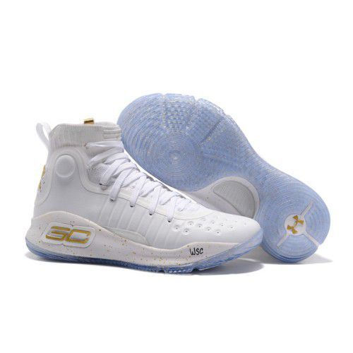 7e5e46051a7d ... sweden under armour stephen curry 4 gold white basketball shoes 4a256  655a2