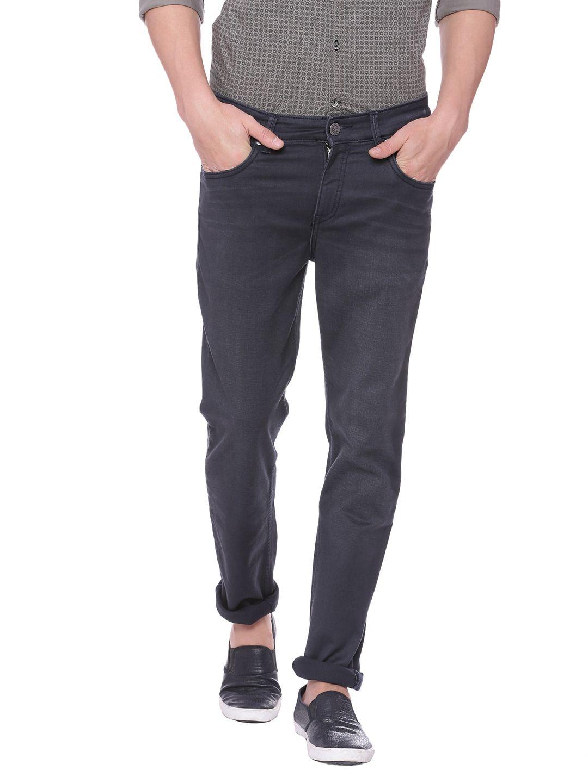 Urbantouch Grey Slim Jeans