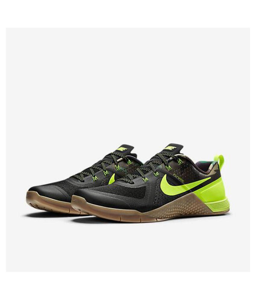 Nike Zoom VOMERO 12 Green Running Shoes ...