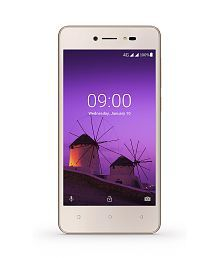Lava Z50 (8GB, 1GB RAM) - with Android Oreo (Go Edition)