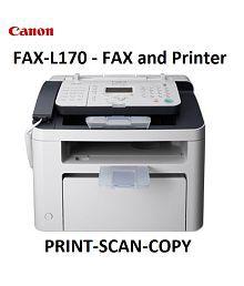 Canon Fax Machine L-170