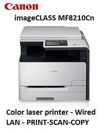 Canon MF8210CN Colour Printer