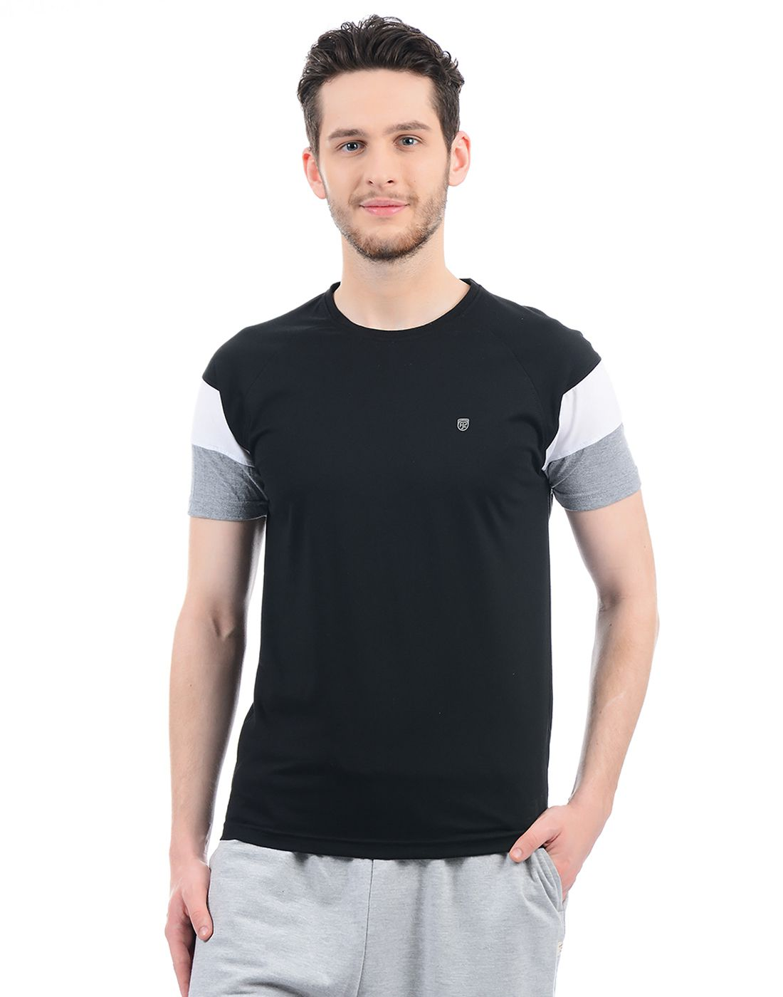 Pepe Jeans Black Round T-Shirt