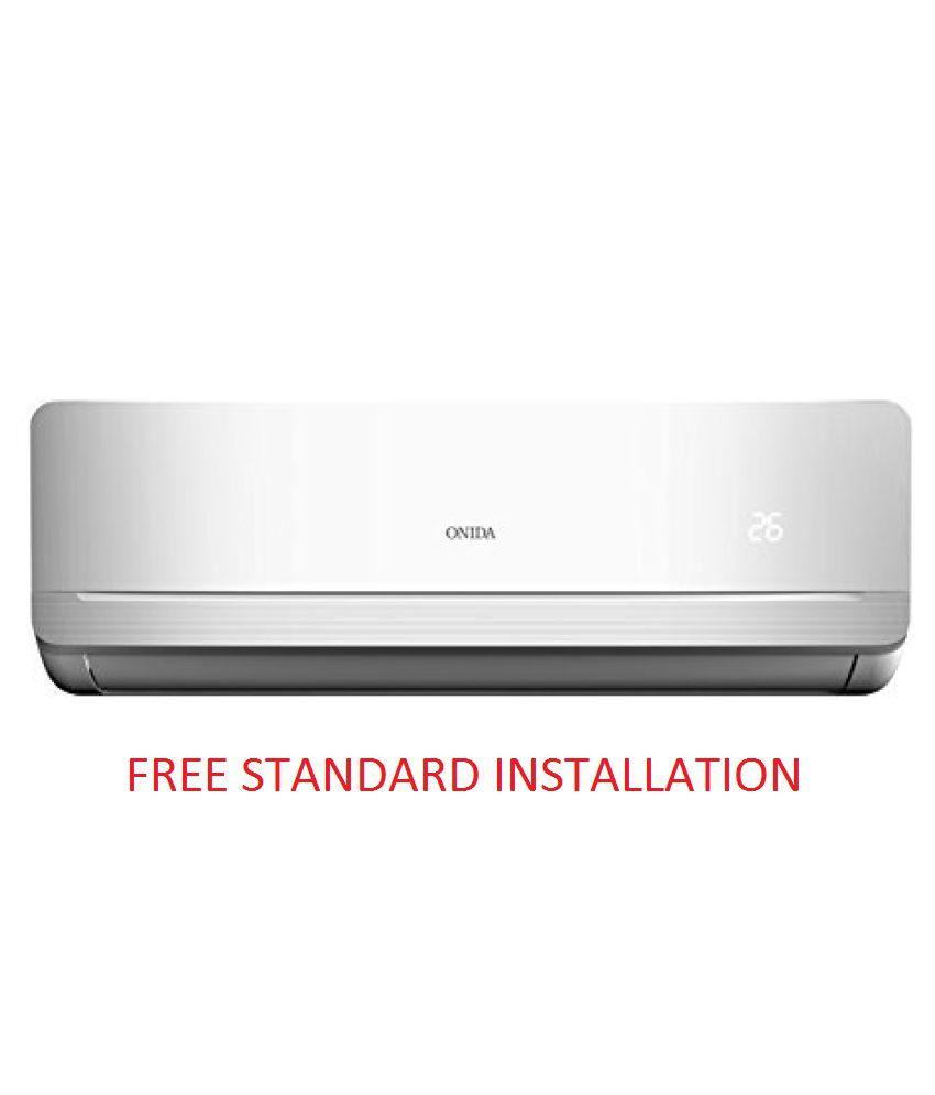Onida 1 Ton 3 Star IR123IDM Inverter Split Air Conditioner Price in India -  Buy Onida 1 Ton 3 Star IR123IDM Inverter Split Air Conditioner Online on ...