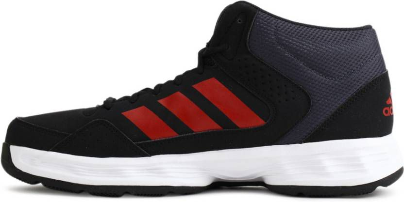 94aae37cf40b Adidas SHOES JAMSLAM CI2857 Black Basketball Shoes - Buy Adidas SHOES  JAMSLAM CI2857 Black Basketball Shoes Online at Best Prices in India on  Snapdeal