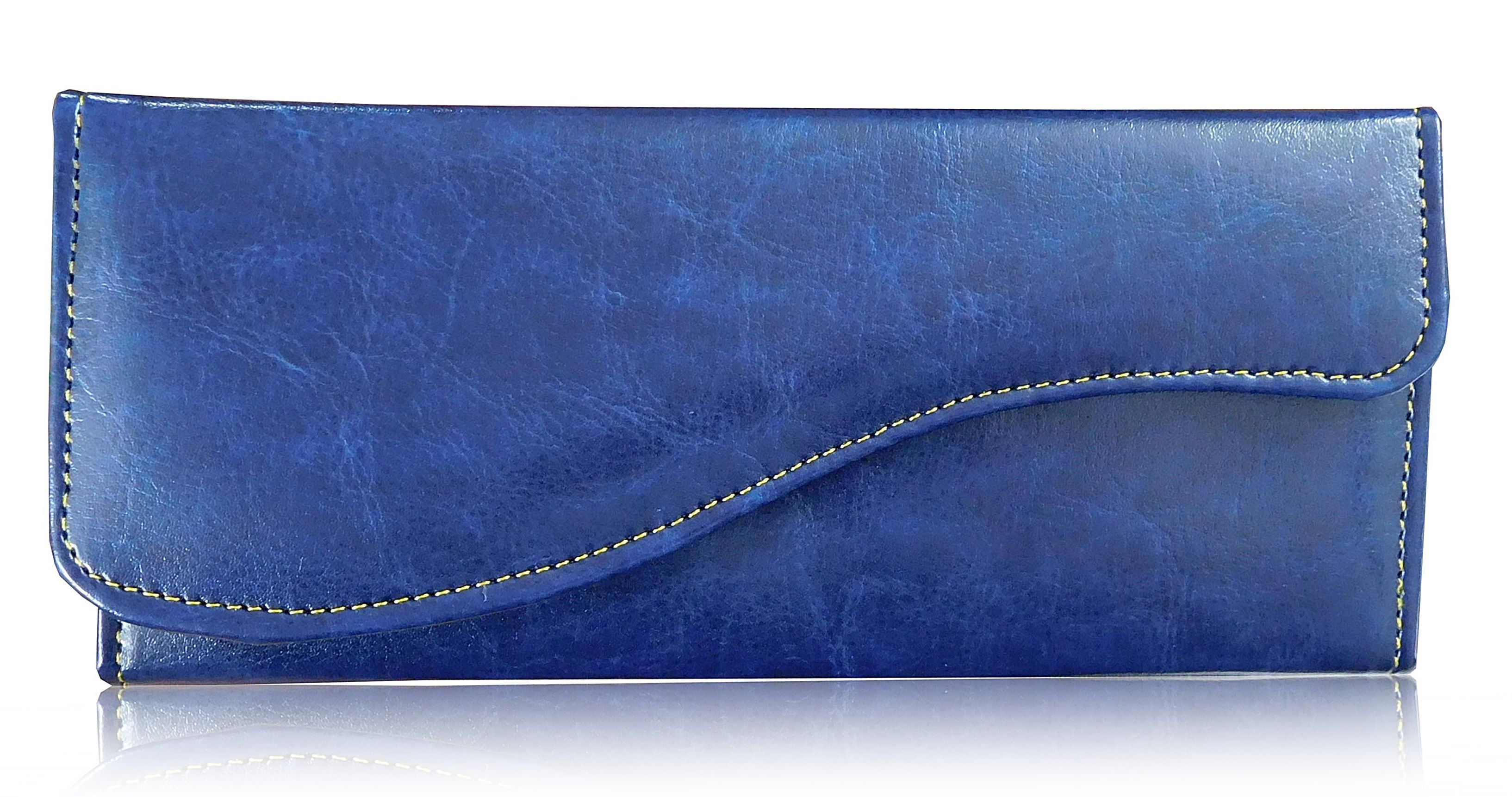 SN LOUIS Blue Wallet