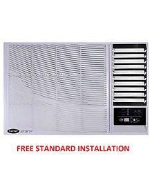Carrier 1.5 Ton 3 Star StarR Windows Air Conditioner (2018 Model) Free Standard Installation
