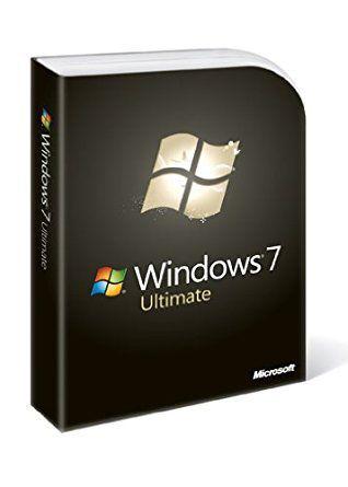 windows 7 ultimate 32 bit