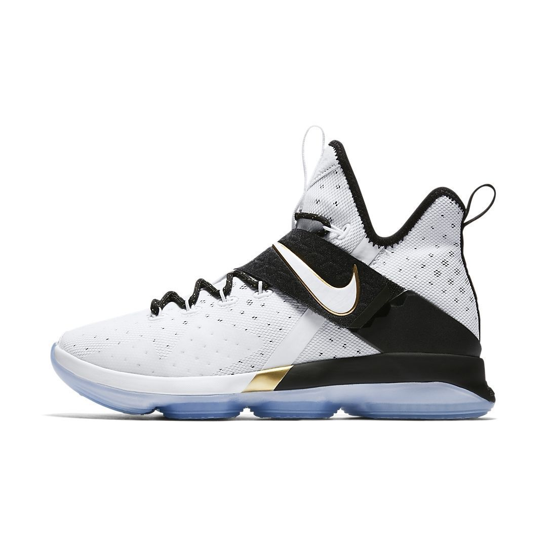 e0bb67eeeb5 Nike LeBron 14 White Running Shoes - Buy Nike LeBron 14 White Running Shoes  Online at Best Prices in India on Snapdeal