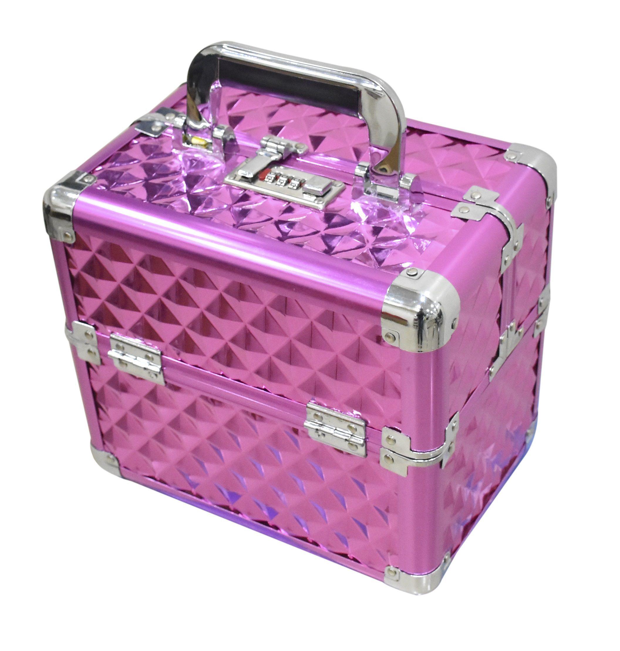 b788a5da9 Pride Star Diamond To Store Cosmetic Itmes Vanity Box: Buy Pride Star  Diamond To Store Cosmetic Itmes Vanity Box Online in India on Snapdeal