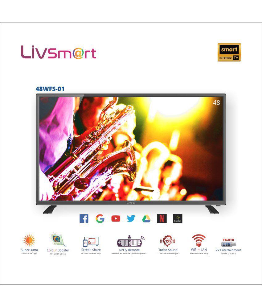 Wybor 50-MS-16/ 48WFS-01 122 cm (48) Smart Full HD LED Television