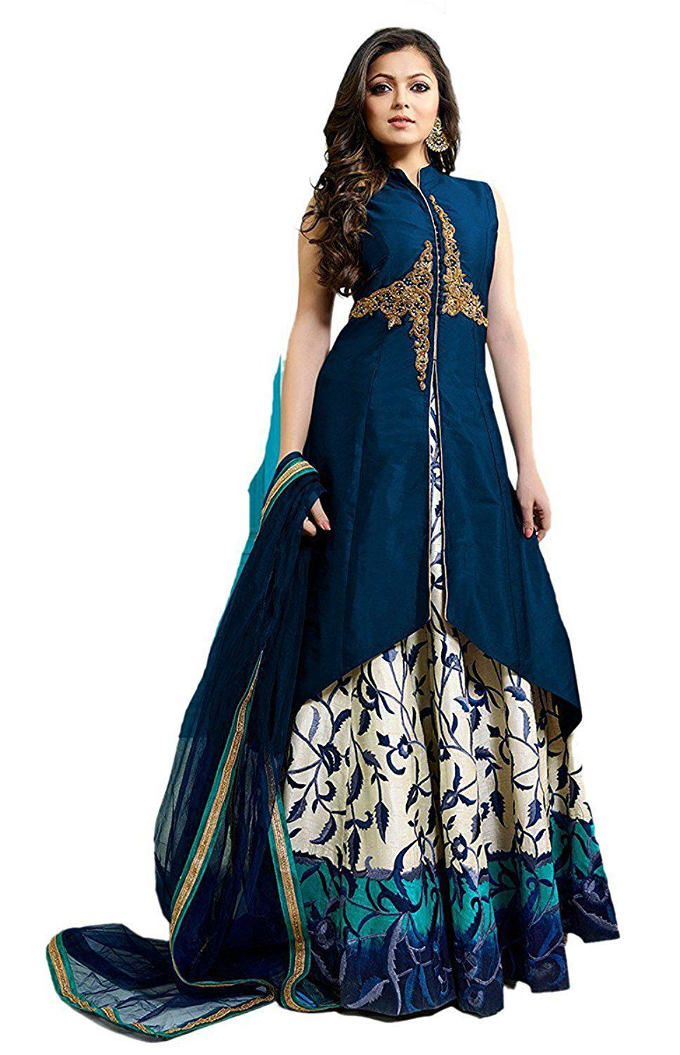 0631d5d3be3 Great Indian Sell gowns for women party wear (lehenga choli for wedding  function salwar suits for women gowns for girls party wear 18 ...