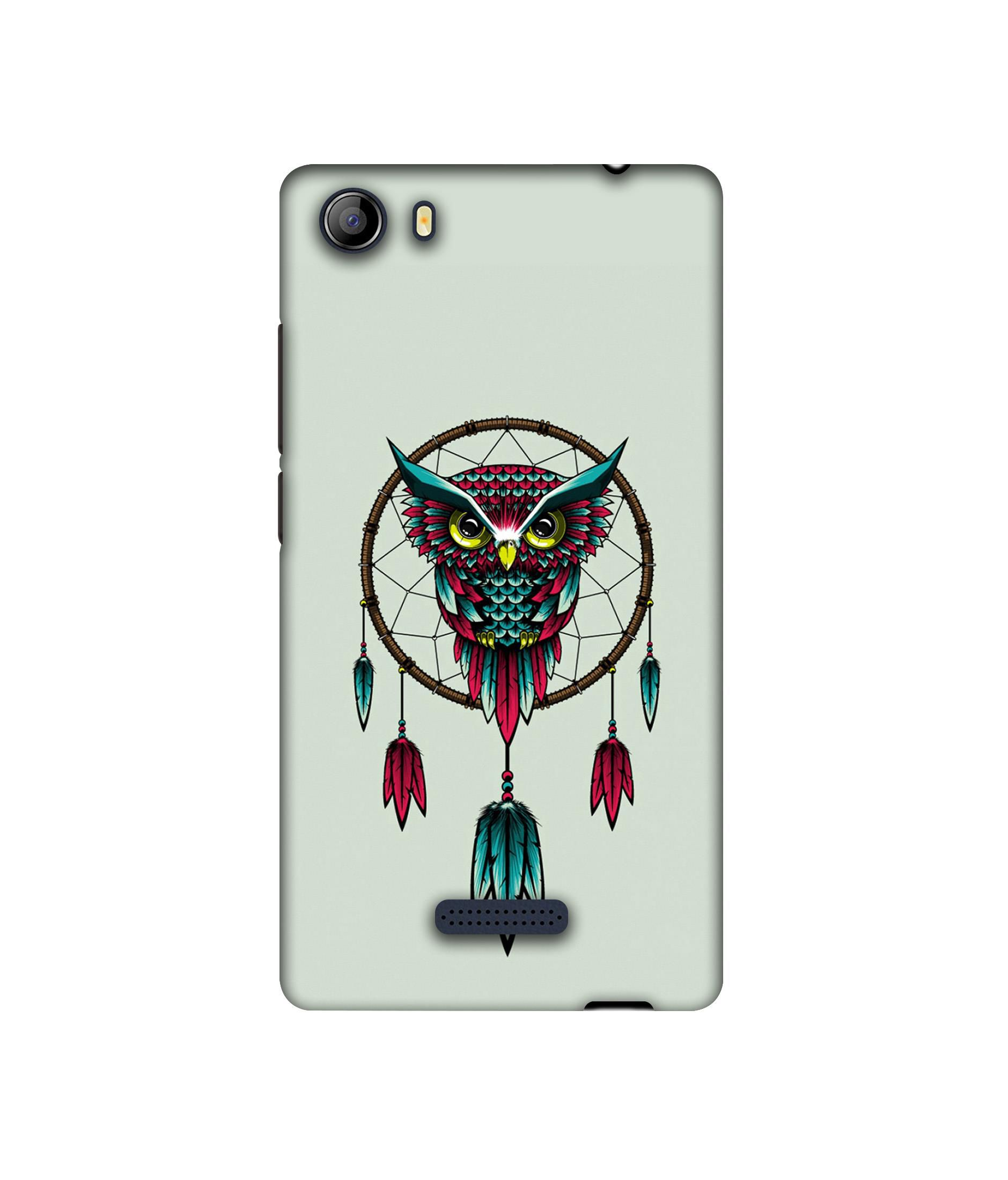 Micromax Canvas 5 E481 Printed Cover By Casotec