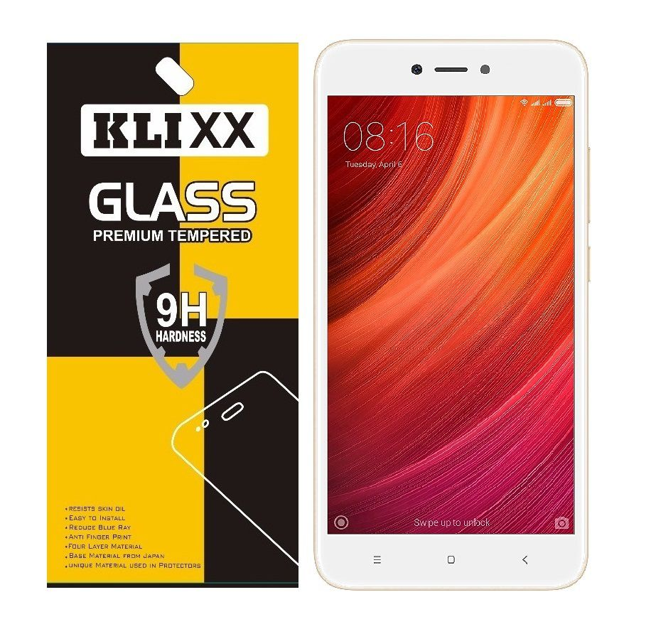 Xiaomi Redmi Y1 Lite Tempered Glass Screen Guard By Klixx