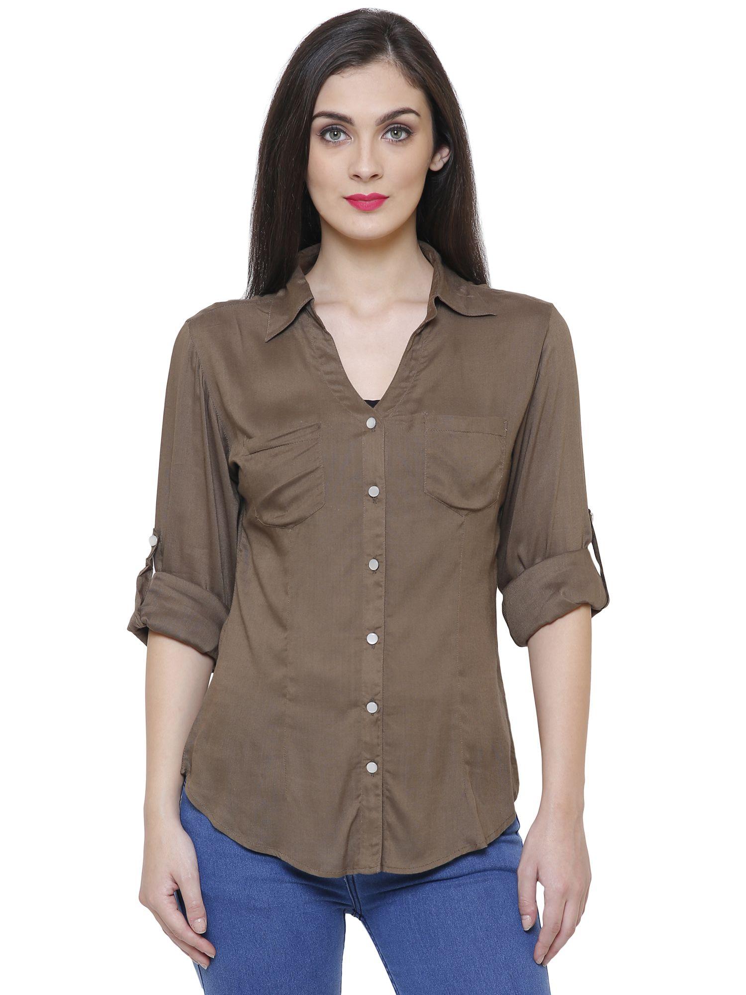 Tshirt Company Rayon Shirt