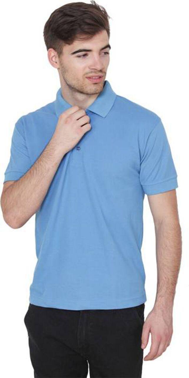 IDOLESHOP Blue V-Neck T-Shirt Pack of 1