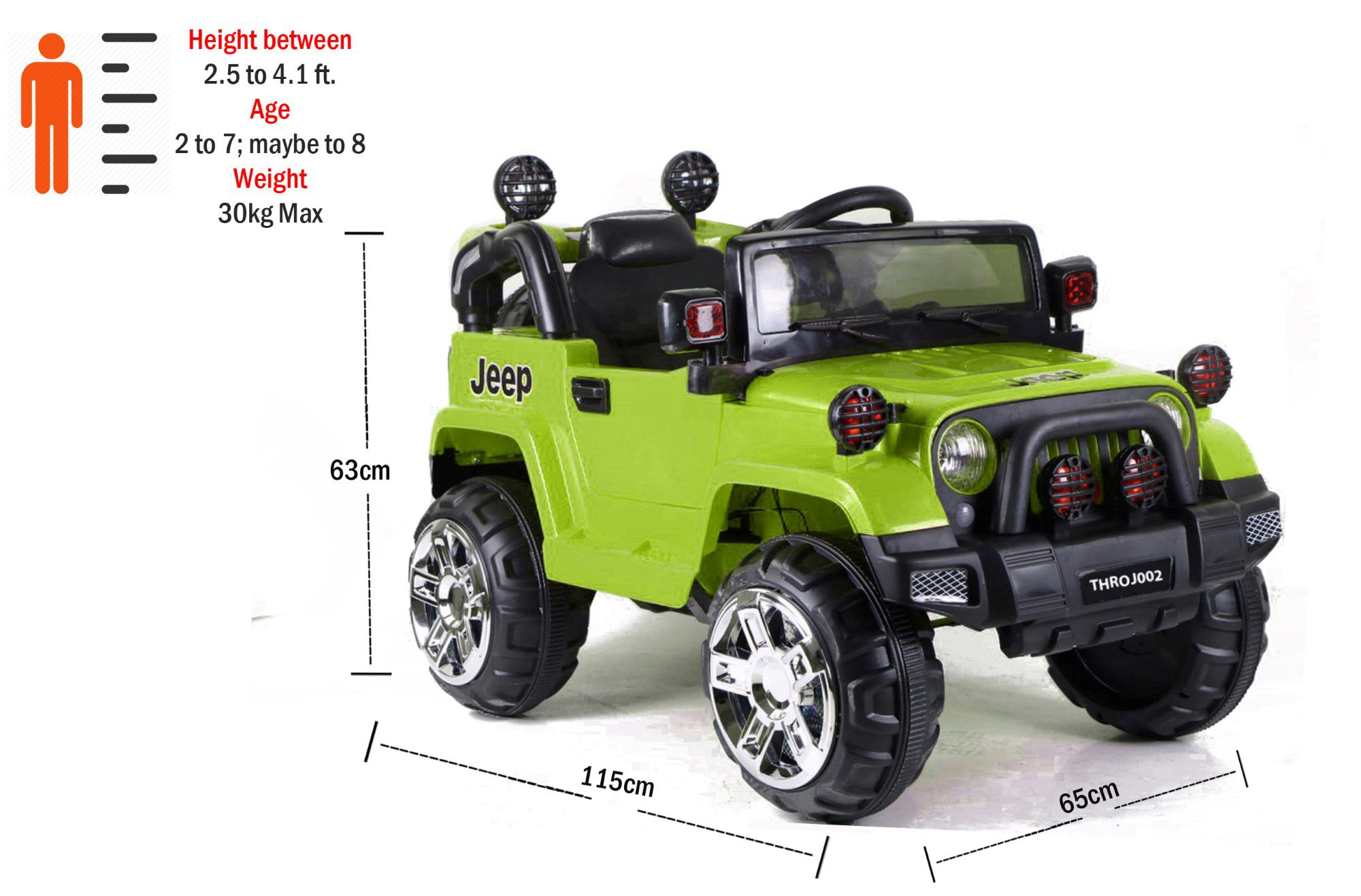 Toyhouse-Off-Roader-Jeep-Rechargeable-SDL765846018-2-2491a Take A Look About Jeep Dog Accessories with Captivating Gallery Cars Review