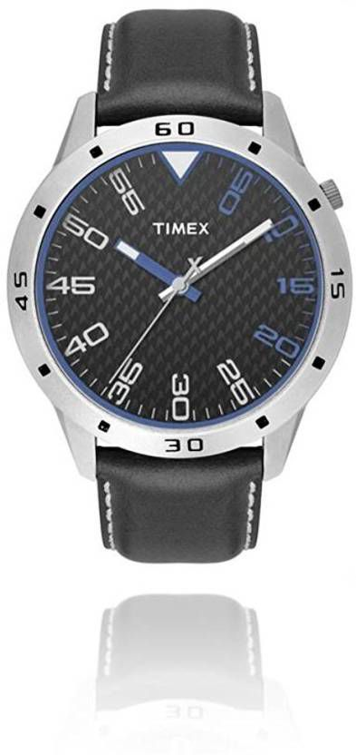Timex Analog Black Dial Men's Watch-TW00ZR167