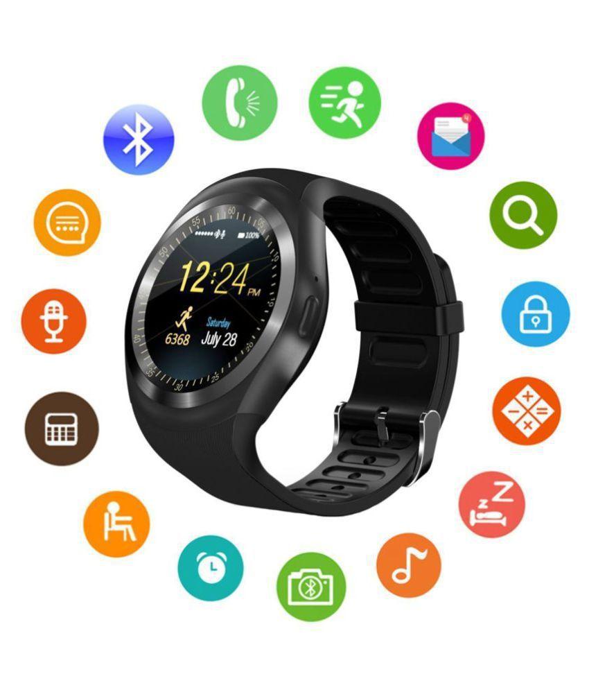 Battlestar Y1 Sim Supported Smart Watches