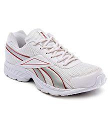 Reebok Acciomax Trainer White Running Shoes