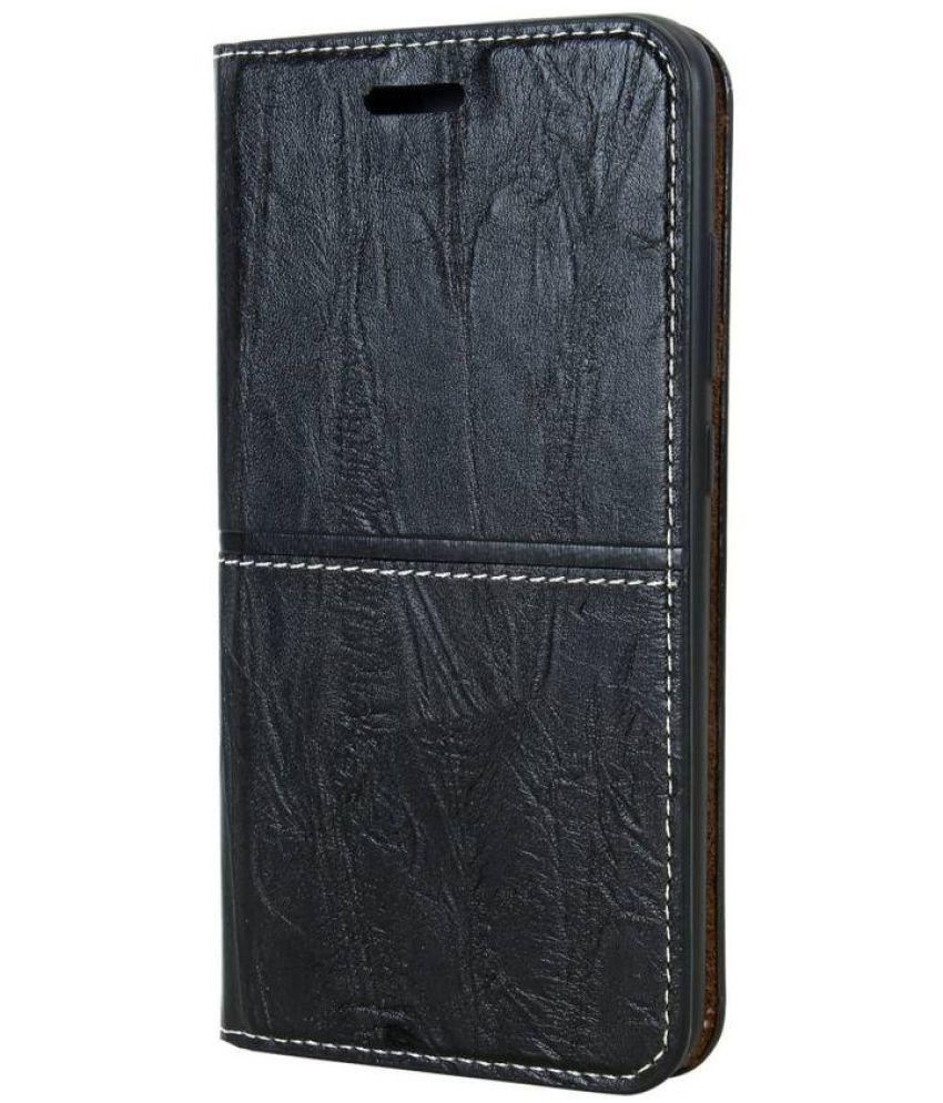 Nokia 2 Flip Cover by aldine - Black
