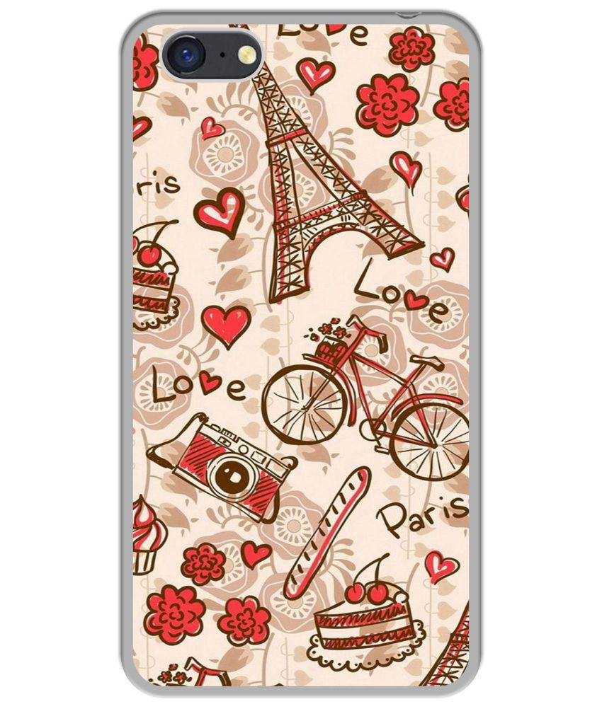 Oppo A71 Printed Cover By Casotec