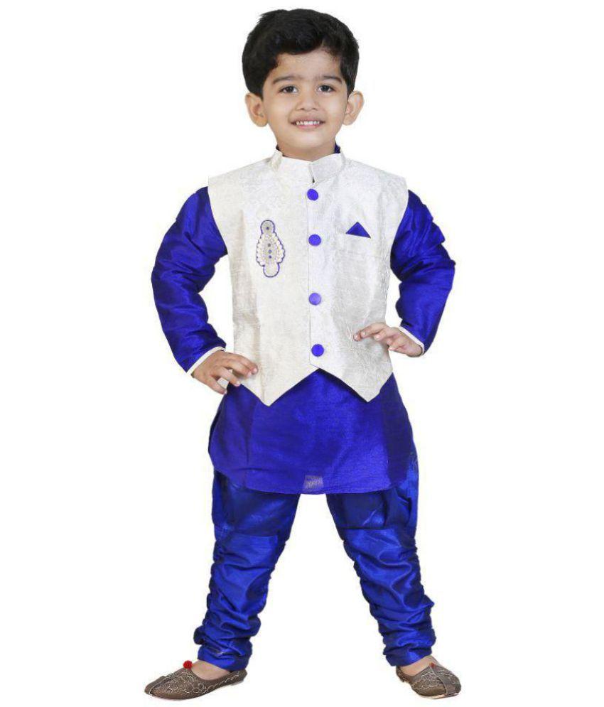 f386f5e8e6b0 Generation Next Multicolour Cotton Indo Western Dress - Buy ...