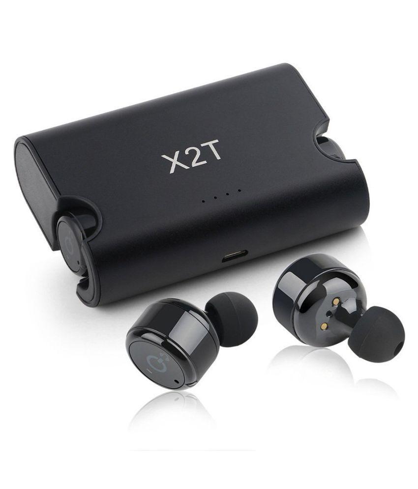 ce1c8a69bf6 tronomy X2T TWIN WIRELESS BLUETOOTH EARBUDS Ear Buds Wireless Earphones  With Mic - Buy tronomy X2T TWIN WIRELESS BLUETOOTH EARBUDS Ear Buds  Wireless ...