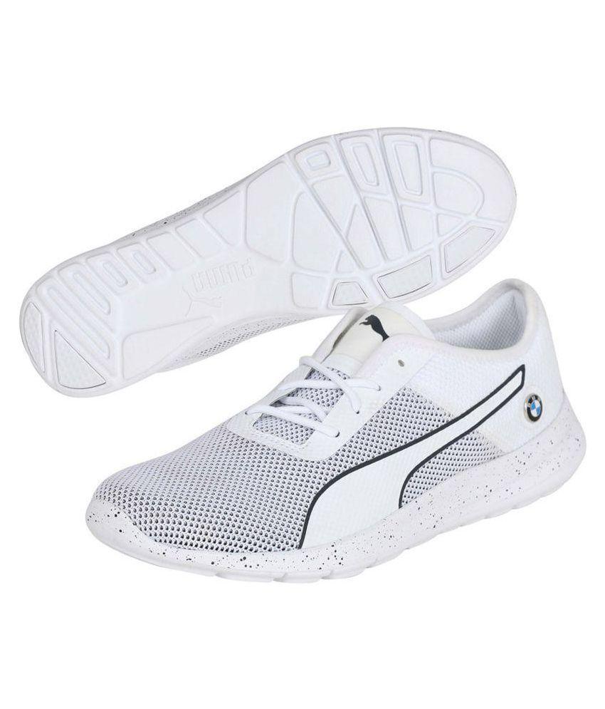 Puma BMW MS Runner White Running Shoes - Buy Puma BMW MS Runner ... de1373899
