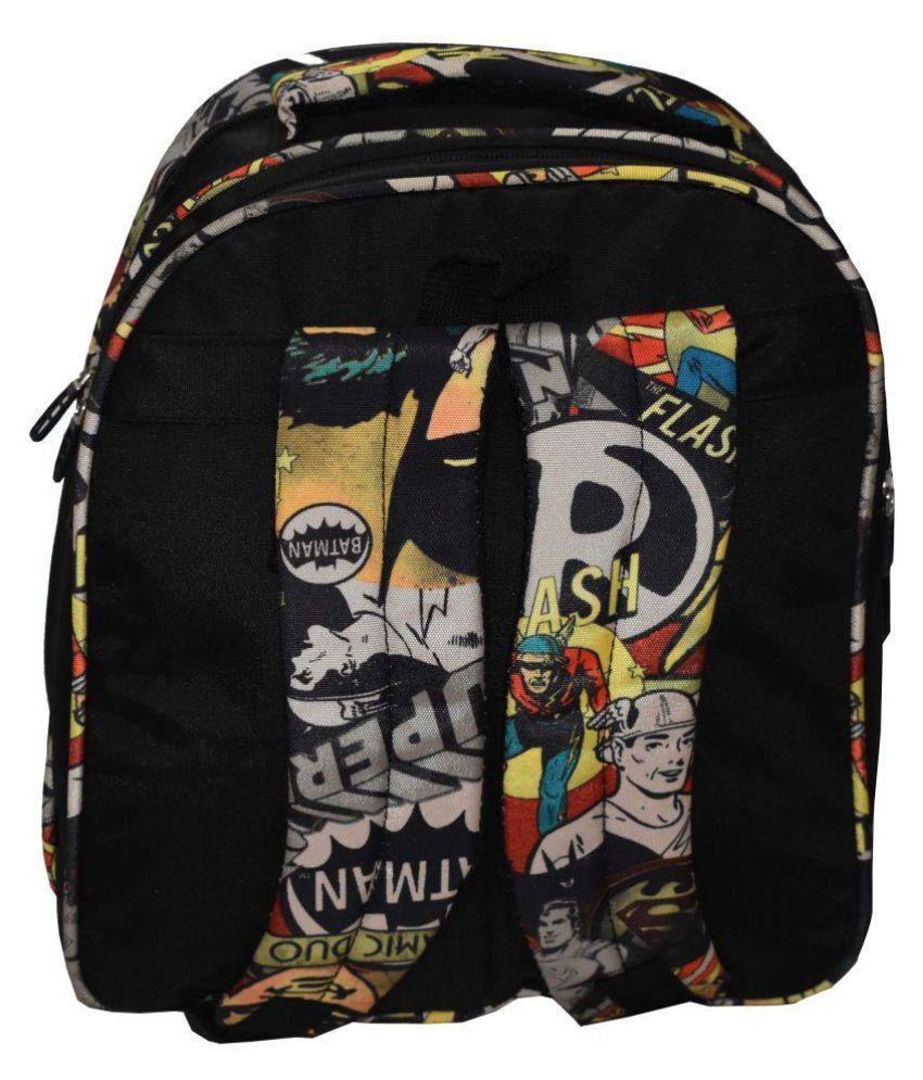 12faf79d9cbc Cute Cartoon Printed School Bag For Kids (Batman) - Buy Cute Cartoon ...