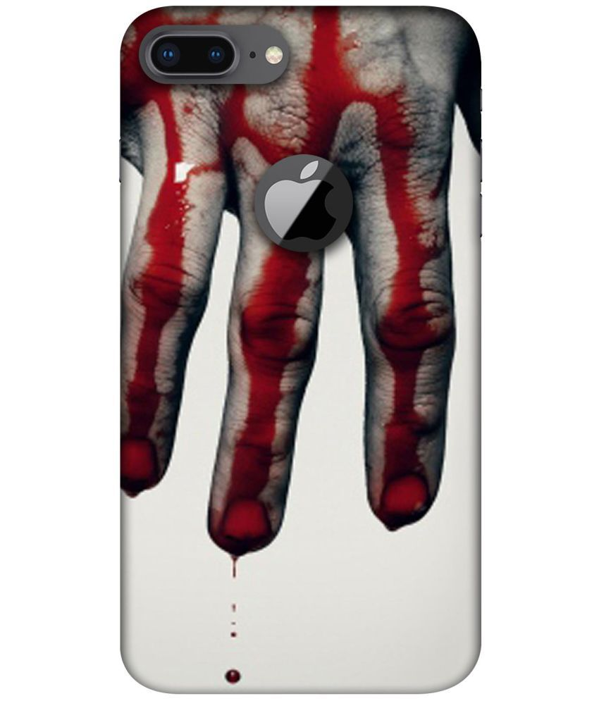 Apple iPhone 8 Plus Printed Cover By Casotec