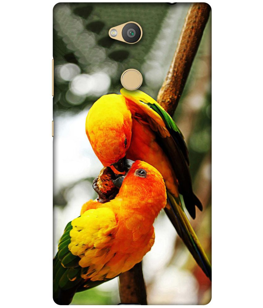 Sony Xperia L2 Printed Cover By Casotec