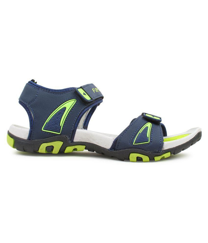 d68fbf8ab932bf Fuel Fuel Men Navy Sports Sandals Green Sandals Price in India- Buy ...