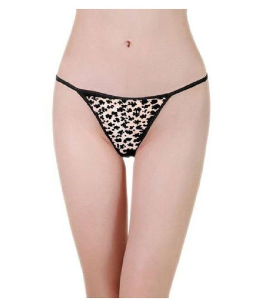 b6543bafb Buy Kaamastra Poly Satin G-Strings Online at Best Prices in India ...
