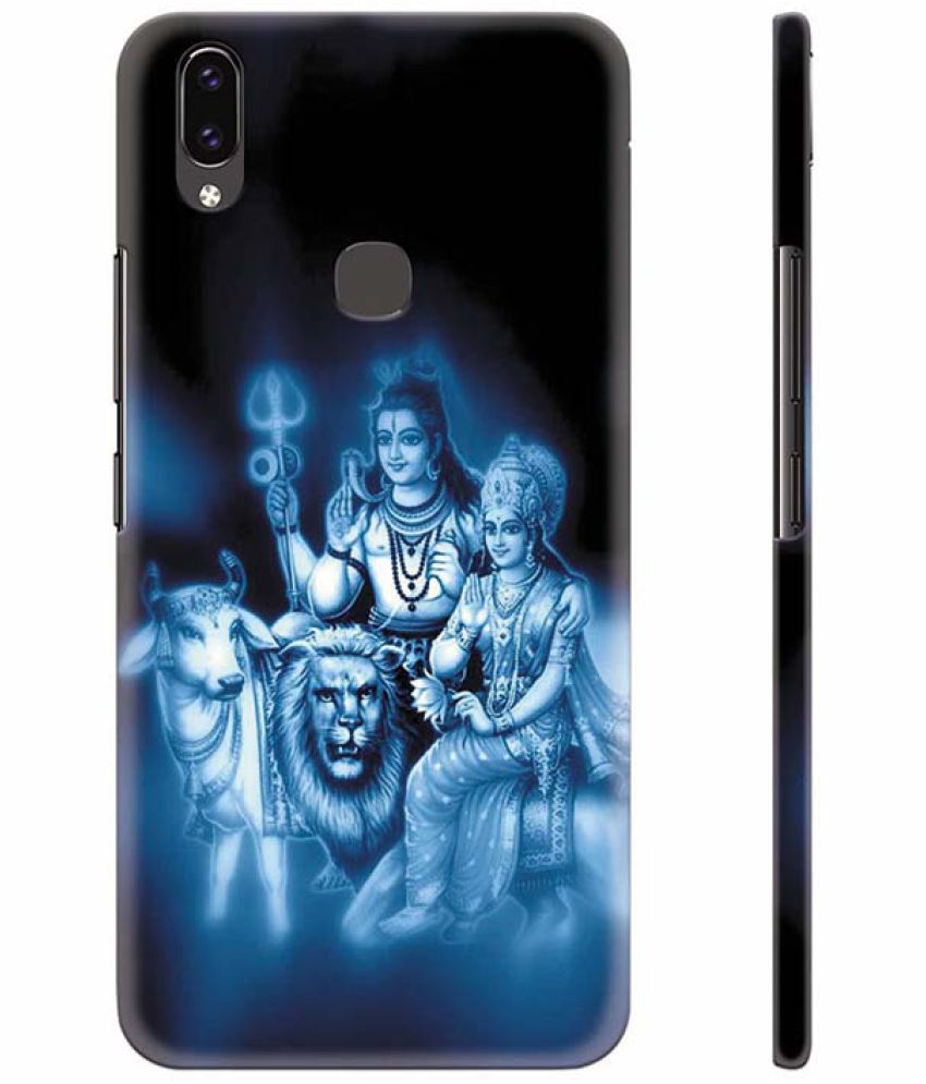 size 40 0a3ed cb5af Vivo V9 3D Back Covers By YuBingo - Printed Back Covers Online at ...