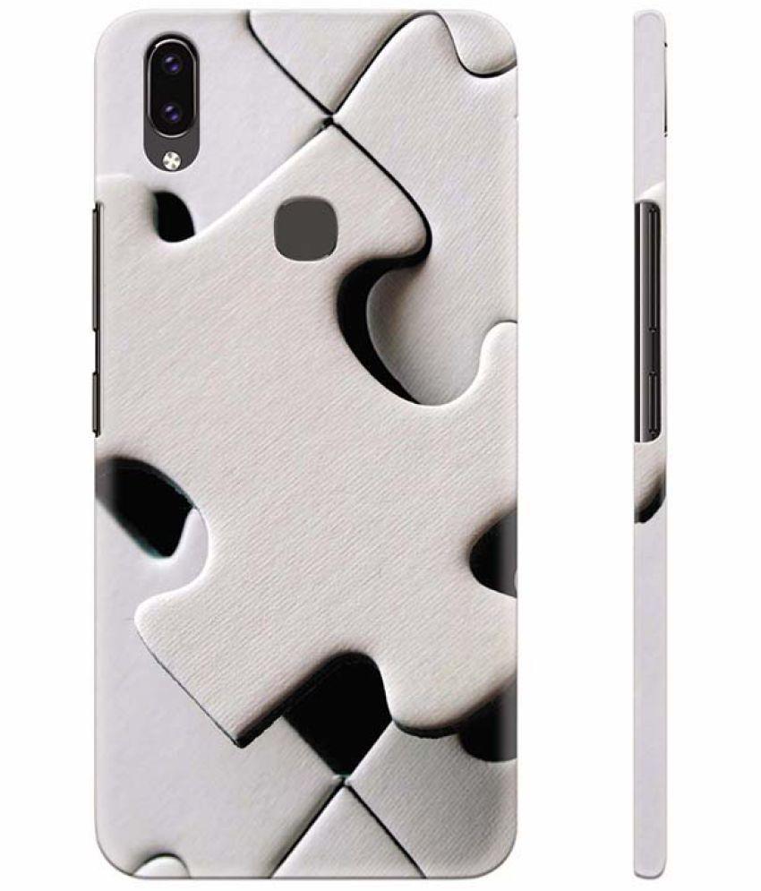 factory authentic 62e94 db4c7 Vivo V9 3D Back Covers By YuBingo