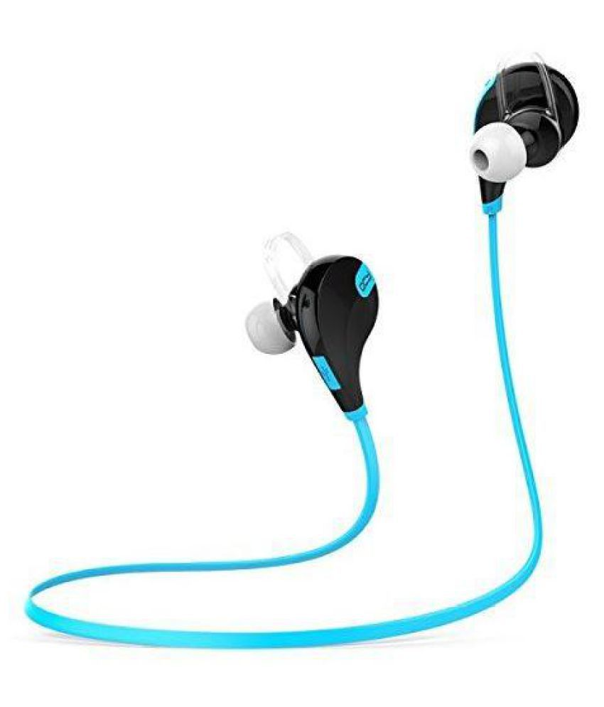 Wow Shop Motorola Atrix Tv Xt682 Bluetooth Headset Blue Bluetooth Headsets Online At Low Prices Snapdeal India