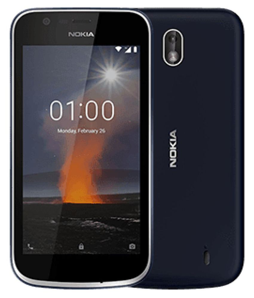 Nokia Dark Blue 1 8GB Mobile Phones Online at Low Prices ...