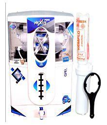 NEXUS PURE OPEL 18 Copper + Alkaline 18 Ltr RO + UV + UF + TDS CONTROLLER Water Purifier