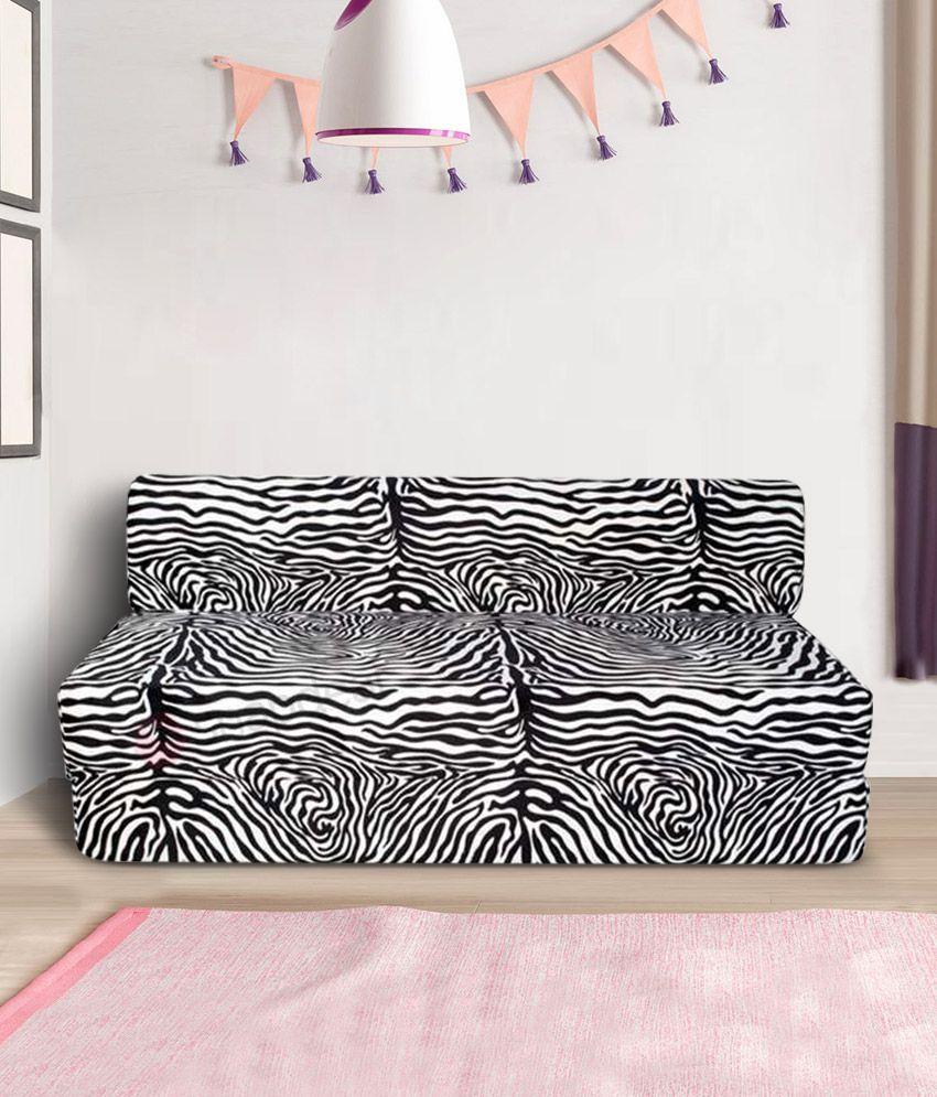 zeal sofa cum bed with free bean bag cover xxl buy zeal sofa cum