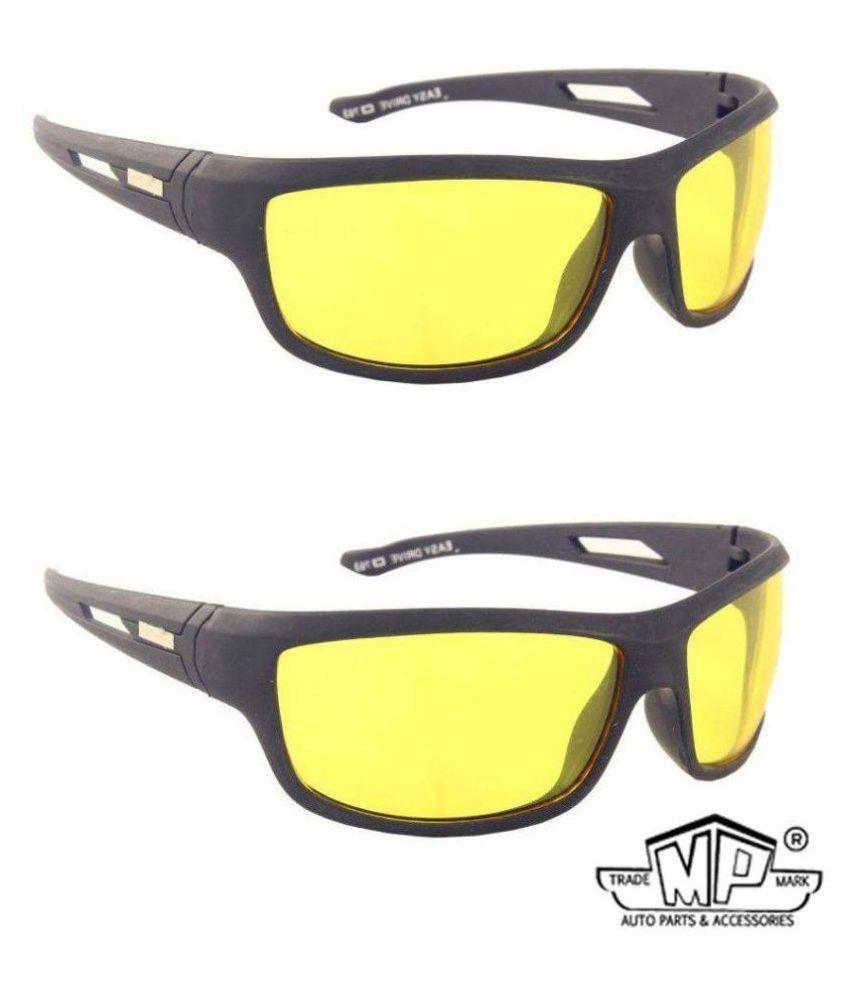 20495e0faf MP Night Vision Driving Glasses Yellow Sunglasses Goggles Lens Lenses-2Pcs   Buy MP Night Vision Driving Glasses Yellow Sunglasses Goggles Lens  Lenses-2Pcs ...