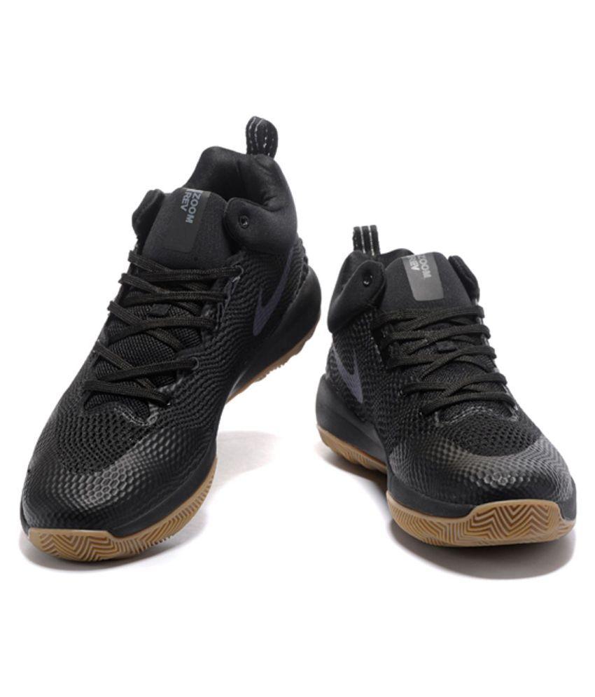 new arrival b8886 18313 ... uk nike hyper rev 2017 black basketball shoes . cc2f8 29c62