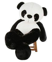 ALISHA Toys Cute Black & White Panda Soft Teddy Bear - 80 cm