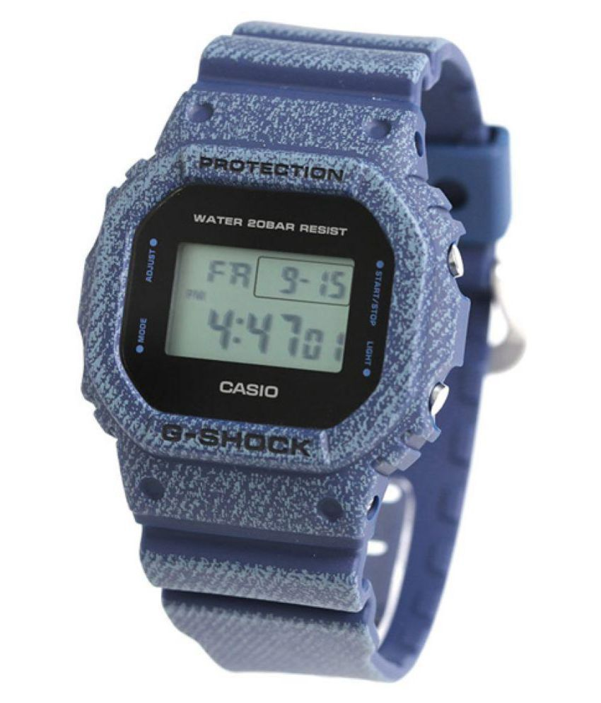 af79ed36b7a G-SHOCK denim alarm men watch DW-5600DE-2DR Casio G-Shock navy - Buy G-SHOCK  denim alarm men watch DW-5600DE-2DR Casio G-Shock navy Online at Best  Prices in ...