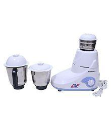 AutoFlash MG Royal 600 watt 600 Watt 3 Jar Mixer Grinder